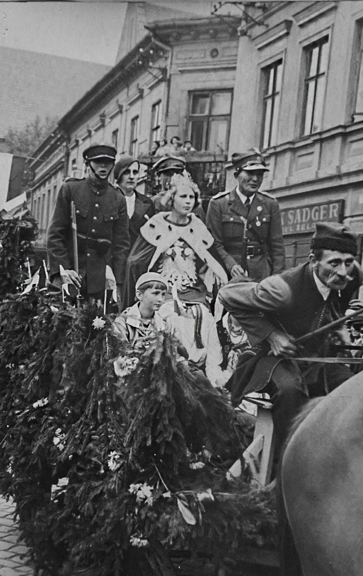 Mieszkańcy Oświęcimia