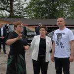 Wizyta Prezydenta RP Andrzeja Dudy w Muzeum Pamięci w Oświęcimiu